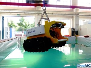 Rossia - Our new generation of seafloor robots